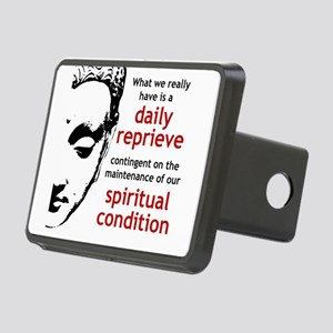 Spiritual Condition Hitch Cover